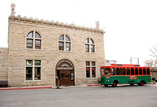 Boise Township Tours Trolley Tours Of Historic Boise